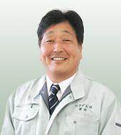 代表取締役 濱田 雅善